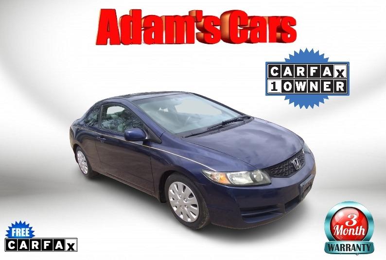 Honda Civic Cpe 2010 price $4,999 Cash