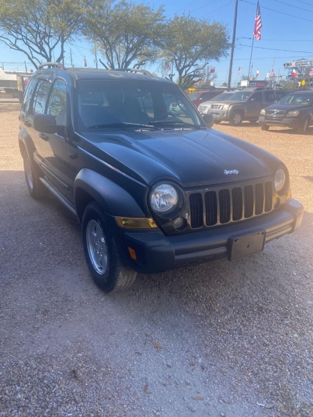 Jeep Liberty 2006 price $3,995 Cash