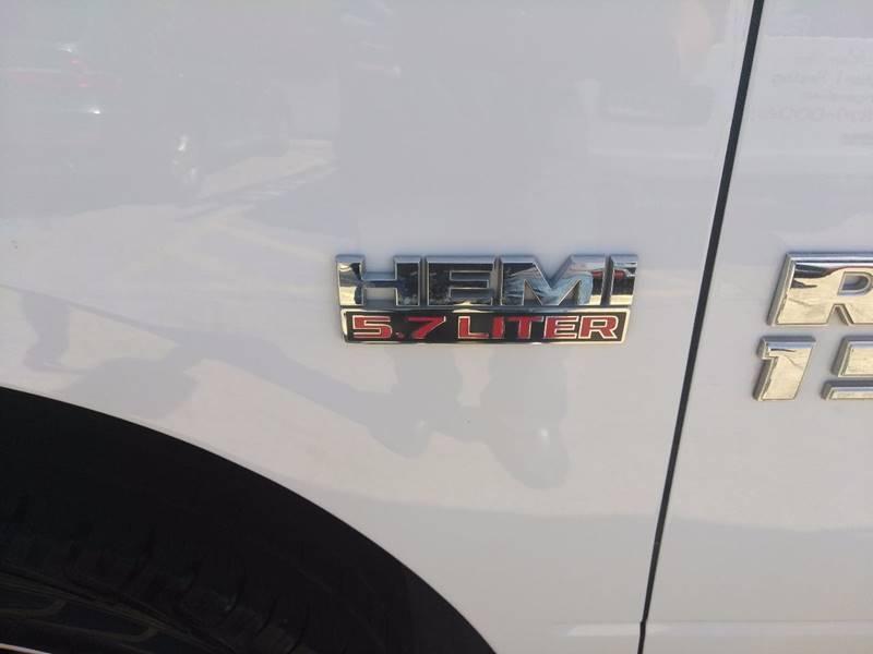 RAM Ram Pickup 1500 2014 price $15,900