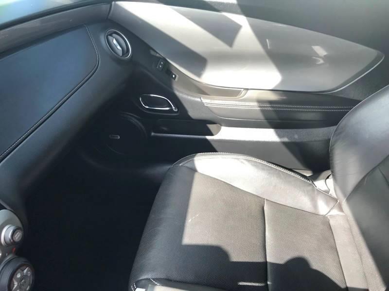 Chevrolet Camaro 2012 price $13,900