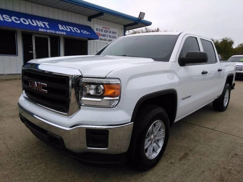 GMC Sierra 1500 2014 price $13,900