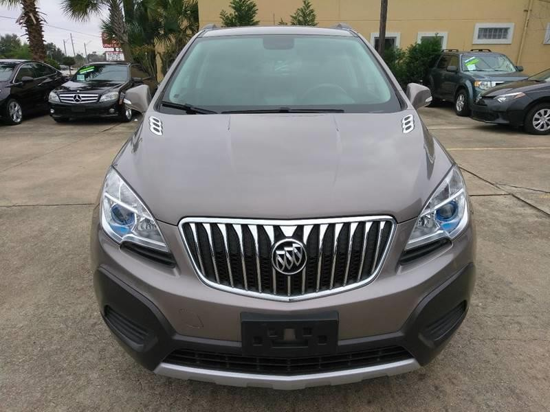 Buick Encore 2015 price $12,900