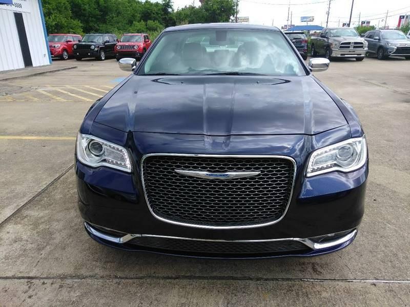 Chrysler 300 2015 price $22,000