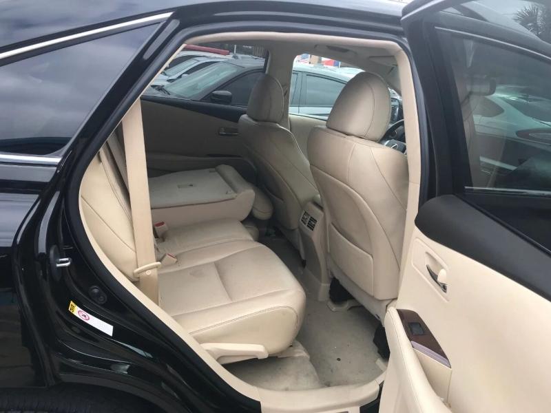 Lexus RX 350 2015 price $25,000