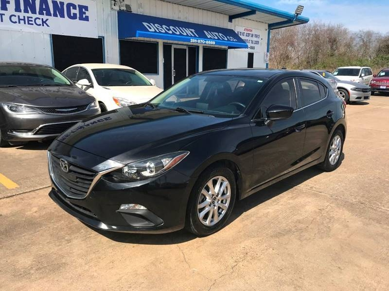 Mazda MAZDA3 2014 price $9,900