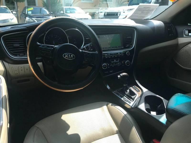 Kia Optima 2014 price $9,900