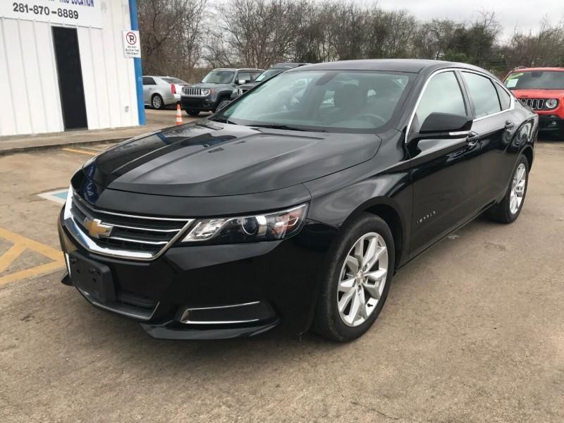 Chevrolet Impala 2016 price $16,900