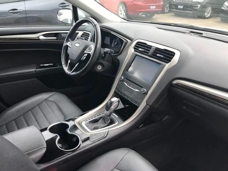 Ford Fusion 2014 price $8,900