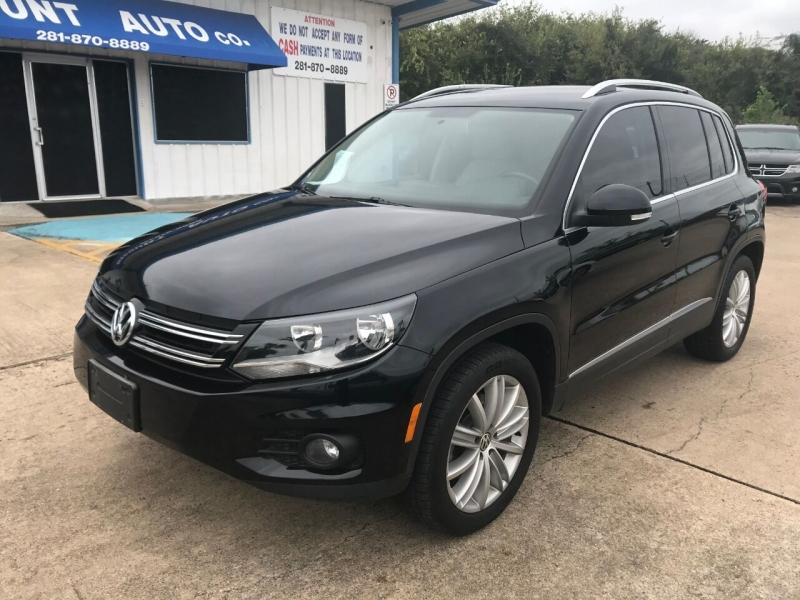 Volkswagen Tiguan 2012 price $11,900