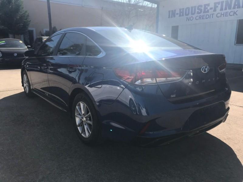 Hyundai Sonata 2018 price $14,900