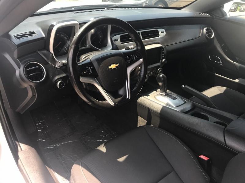 Chevrolet Camaro 2015 price $22,900