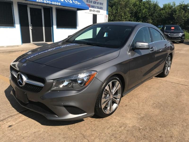 Mercedes-Benz CLA 2016 price $24,000