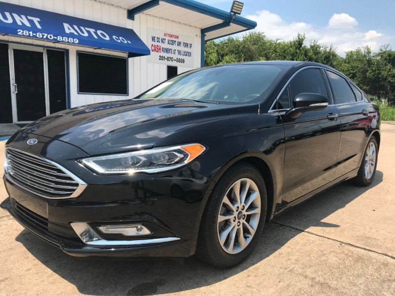 Ford Fusion 2017 price $19,900