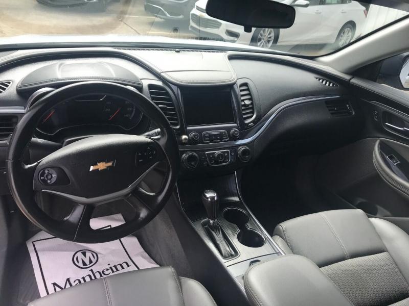 Chevrolet Impala 2016 price $17,900