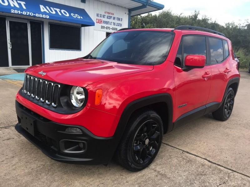 Jeep Renegade 2017 price $15,900