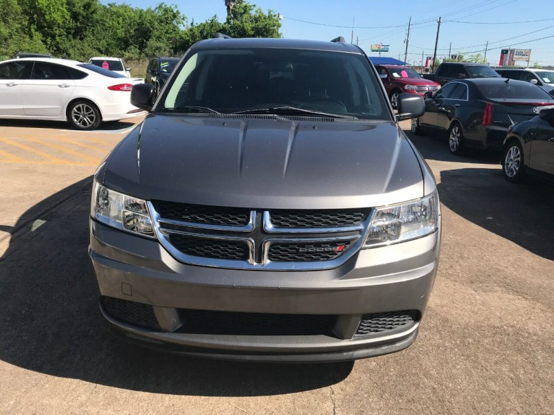 Dodge Journey 2017 price $14,900