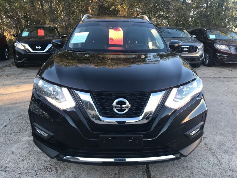 Nissan Rogue 2017 price $21,000