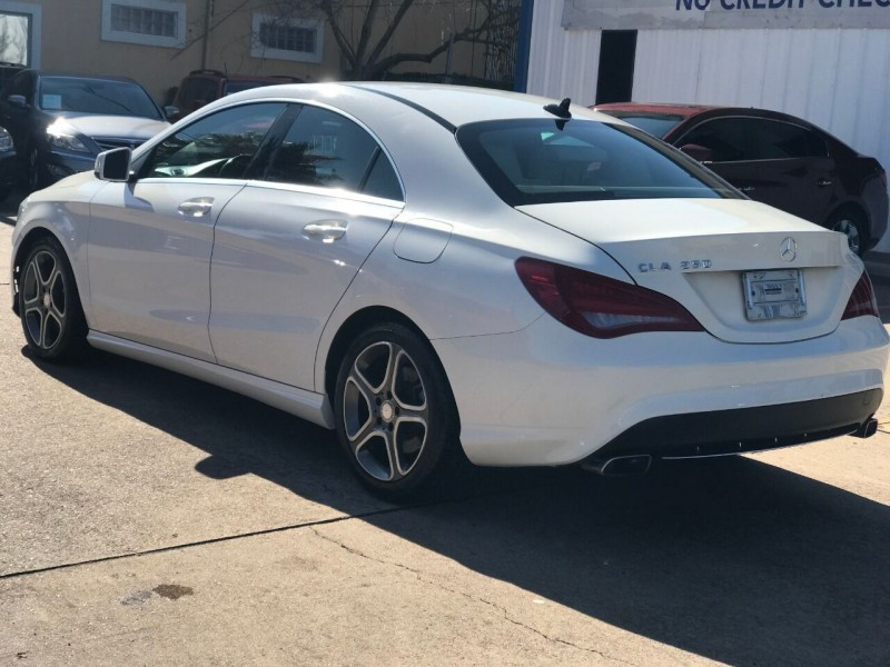 Mercedes-Benz CLA 2014 price $17,900