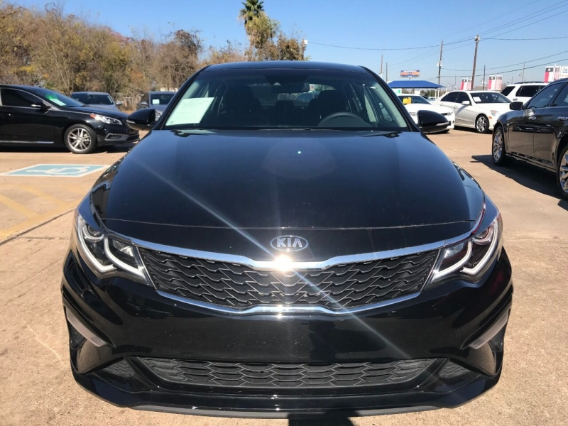 Kia Optima 2019 price $16,900