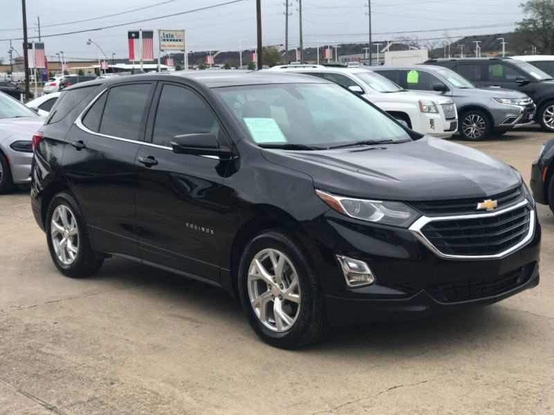 Chevrolet Equinox 2018 price $18,900