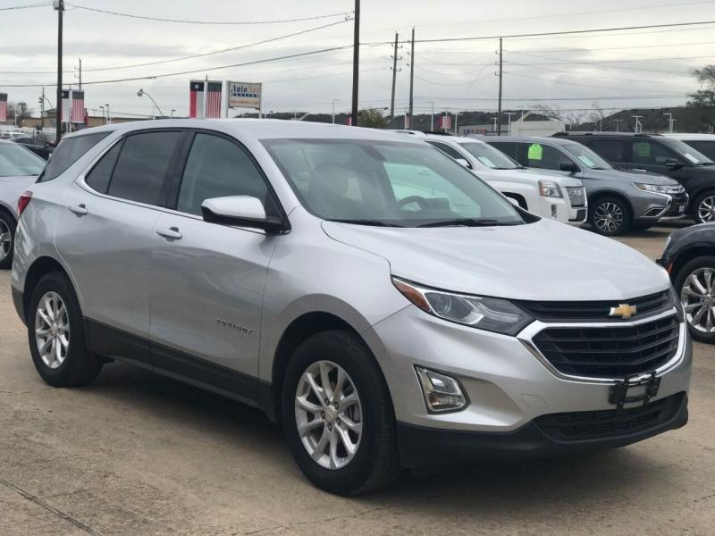 Chevrolet Equinox 2018 price $18,900