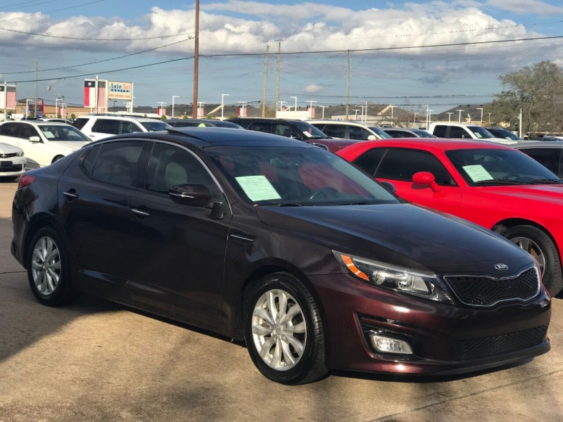 Kia Optima 2014 price $15,900