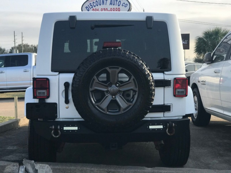 Jeep Wrangler Unlimited 2017 price $32,900