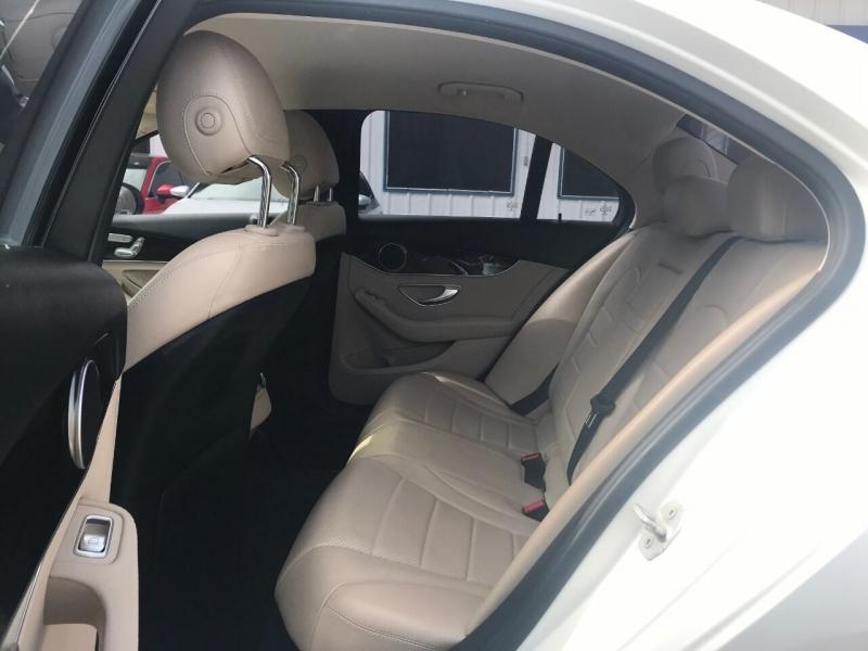Mercedes-Benz C-Class 2016 price $19,900