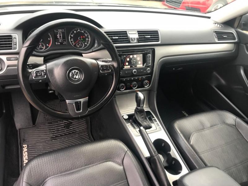 Volkswagen Passat 2015 price $13,900