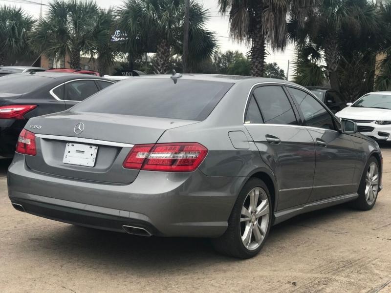 Mercedes-Benz E-Class 2013 price $21,000