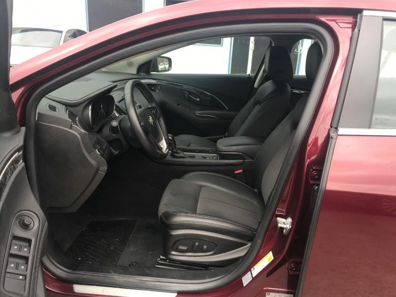 Buick LaCrosse 2015 price $19,500