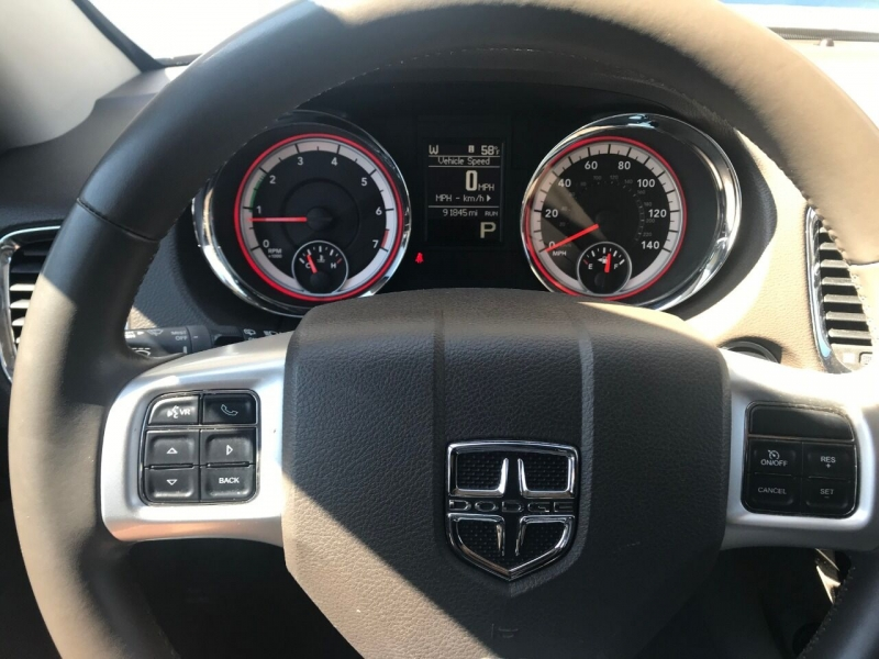 Dodge Durango 2013 price $17,999