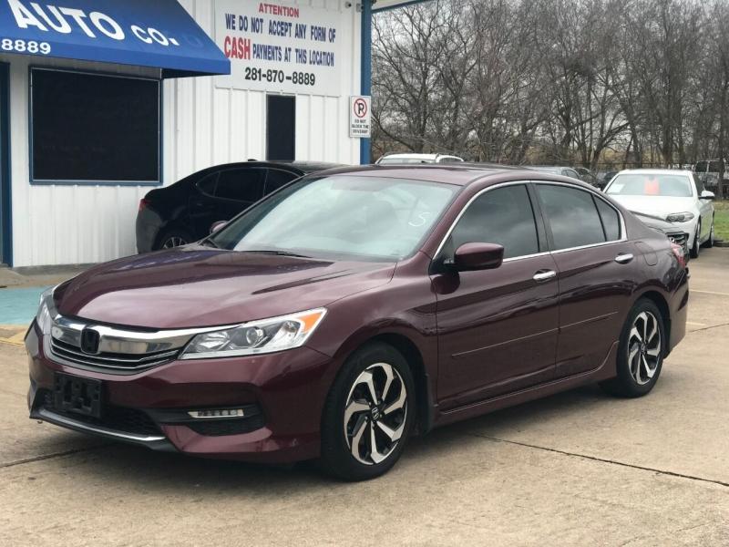 Honda Accord 2016 price $20,000