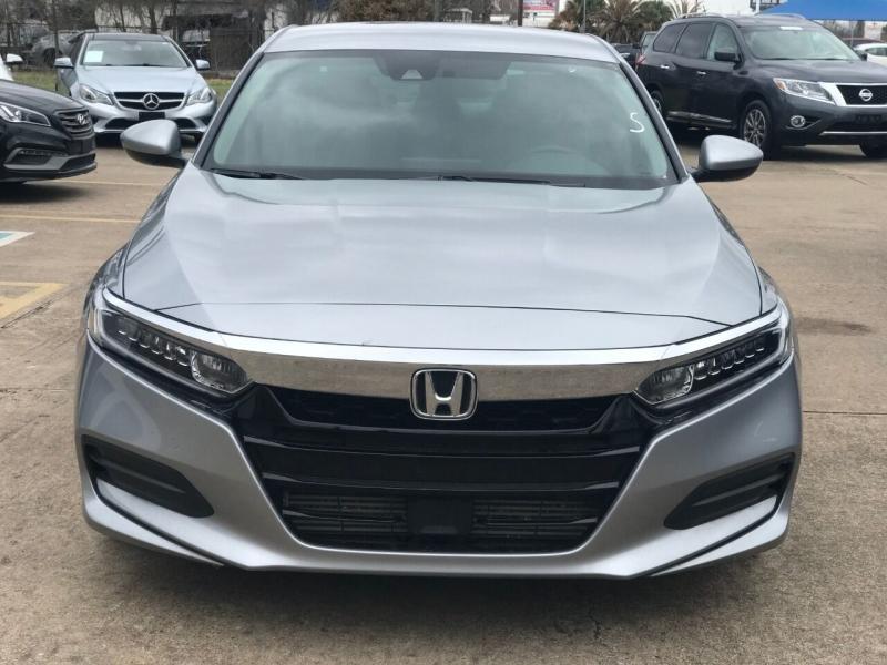 Honda Accord 2019 price $22,000