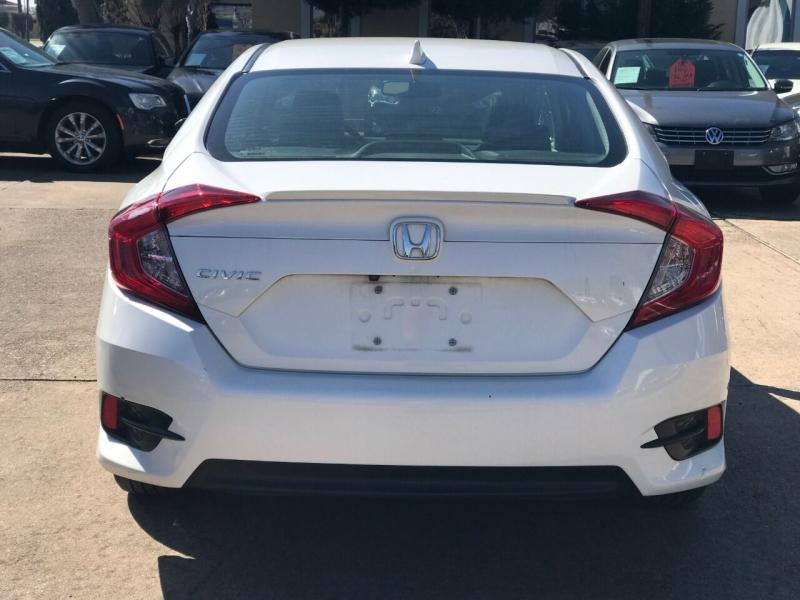 Honda Civic 2017 price $18,900