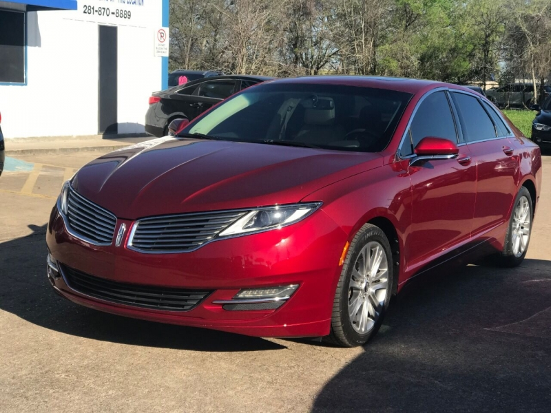 Lincoln MKZ 2013 price $12,995