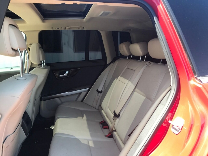 Mercedes-Benz GLK 2015 price $22,000