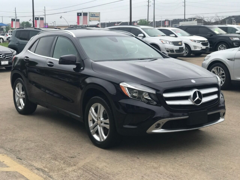 Mercedes-Benz GLA 2016 price $24,000