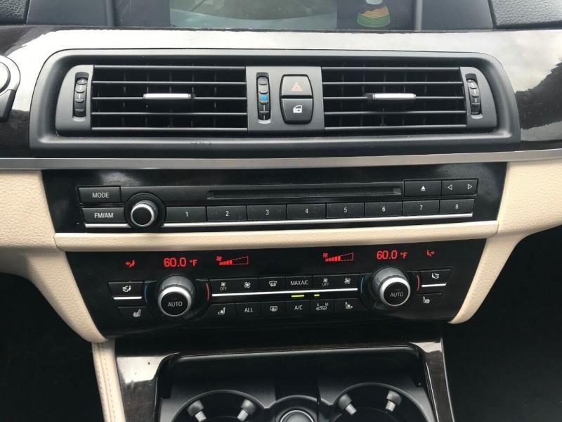 BMW 5 Series 2013 price $21,000