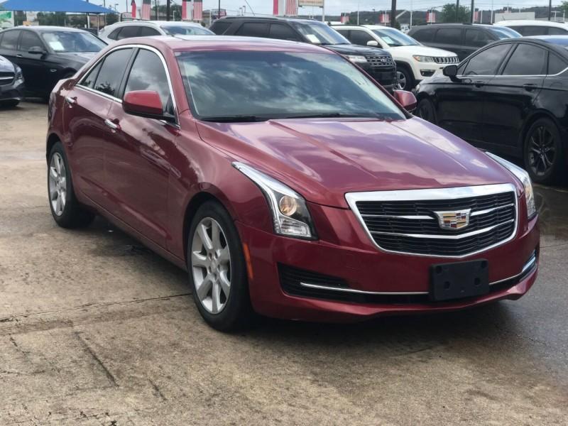 Cadillac ATS 2016 price $21,000