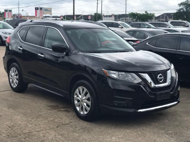 Nissan Rogue 2018 price $22,000