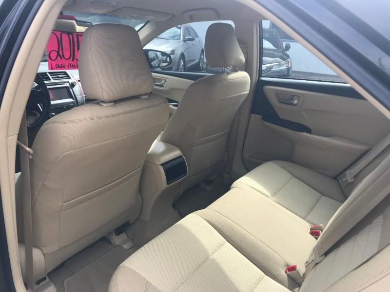 Toyota Camry 2016 price $21,000