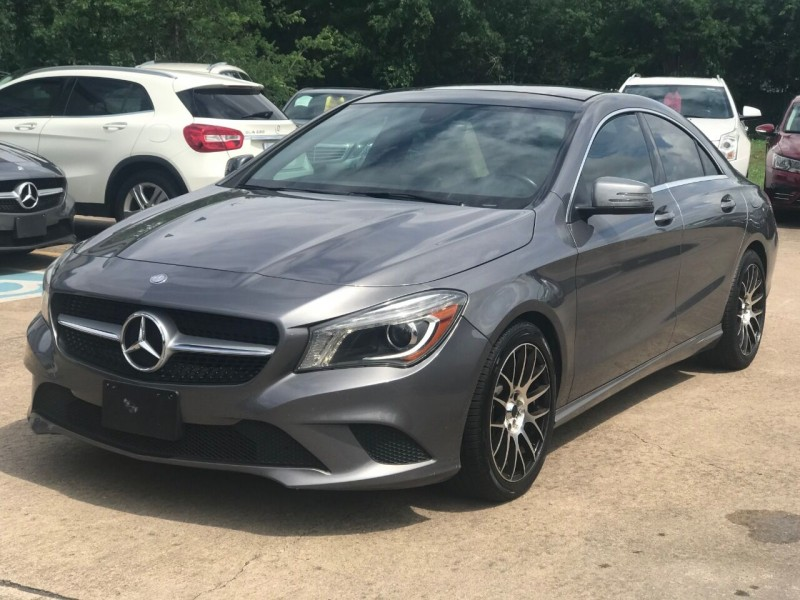 Mercedes-Benz CLA 2014 price $21,000