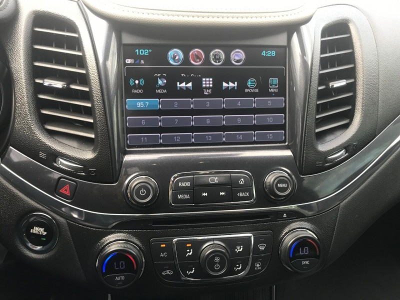 Chevrolet Impala 2016 price $15,900