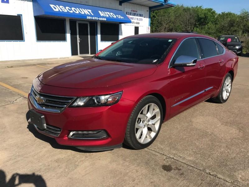 Chevrolet Impala 2017 price $15,900
