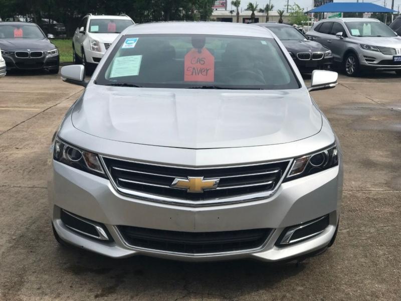 Chevrolet Impala 2016 price $21,000