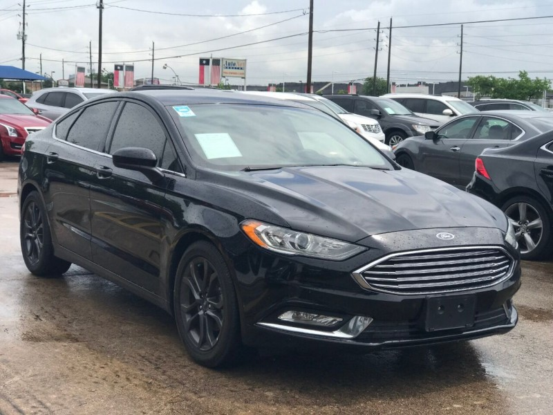 Ford Fusion 2018 price $19,900