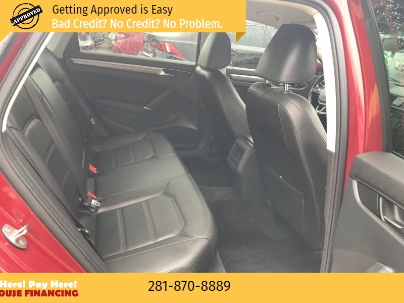 Volkswagen Passat 2018 price $16,900