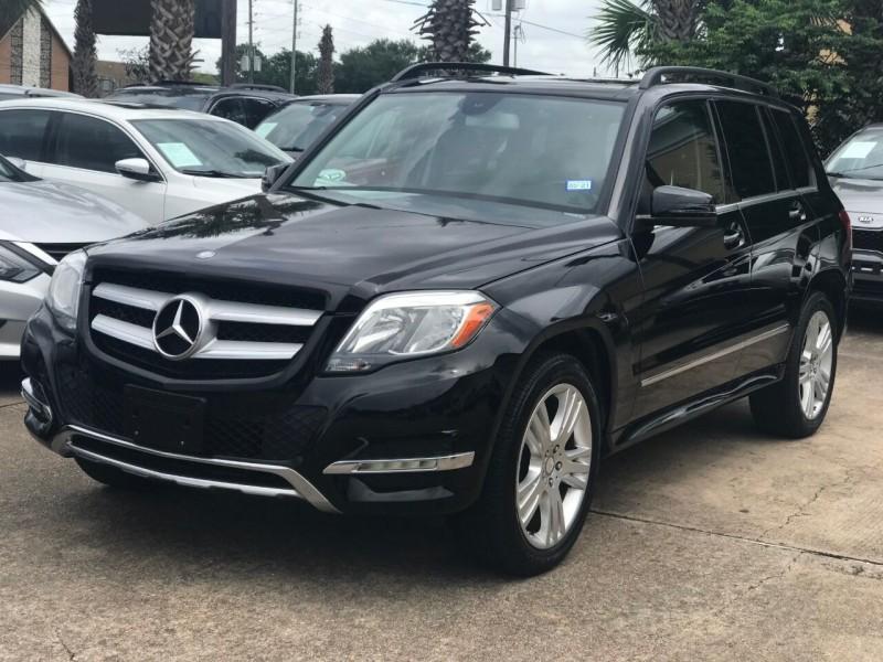 Mercedes-Benz GLK 2014 price $22,900