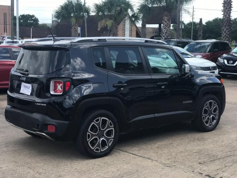 Jeep Renegade 2016 price $19,500